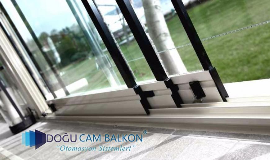 Batman Surme Cam Balkon Dogu Cam Balkon Otomasyon Sistemleri Ve